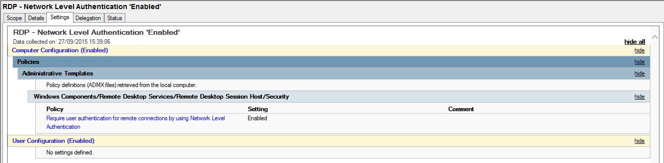 Windows Client/Server Hardening Part 1: Remote Desktop